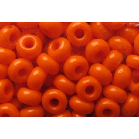 Preciosa Seed Beads (00544) orange 50 g