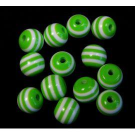 Acrylic beads 8 mm