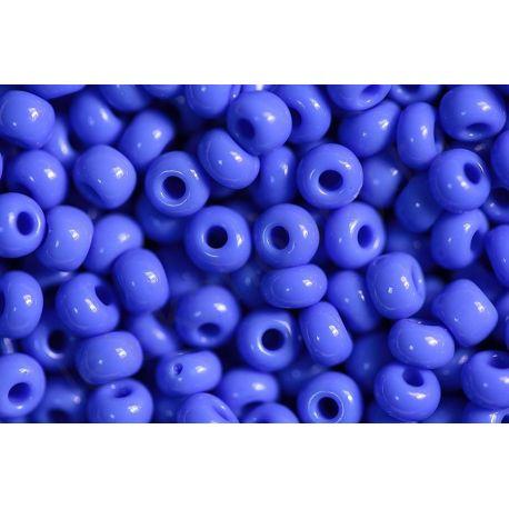 Preciosa Seed Beads (33040) bluish 50 g