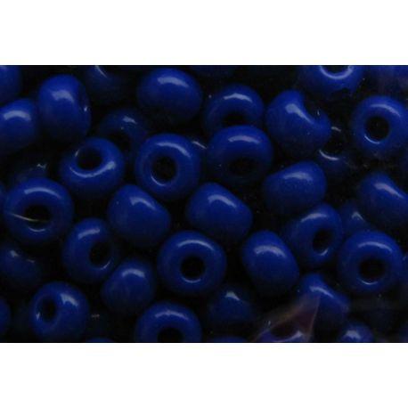 Preciosa biseris (00423) mėlynai violetinės spalvos 50 g