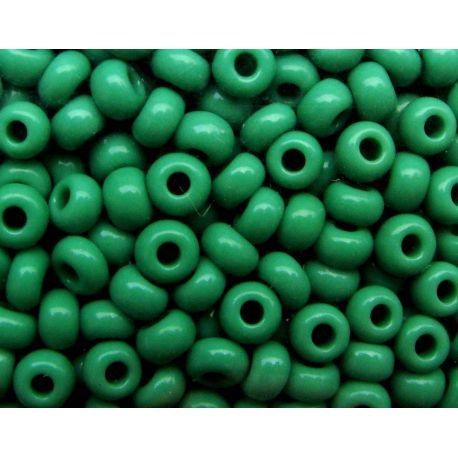 Preciosa Seed Beads (00525-8) green 50 g