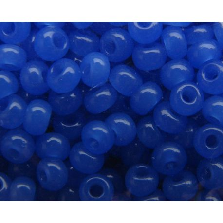 Preciosa Seed Beads (32010-8) bluish 50 g