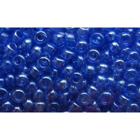 Preciosa biseris (36050-10) mėlynos spalvos 50 g