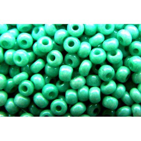 Preciosa Seed Beads (16156-10) light green 50 g