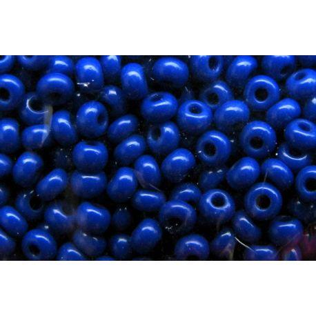 Preciosa Seed Beads (00377-10) blue 50 g