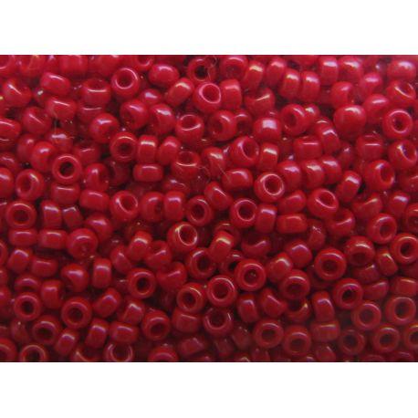 MIYUKI biseris (1943) blizgios raudonos spalvos 15/0 5 g