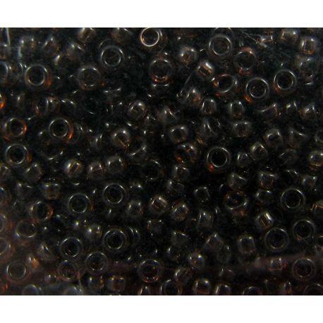 MIYUKI Seed Beads (135) clear brown, 15/0 5 g