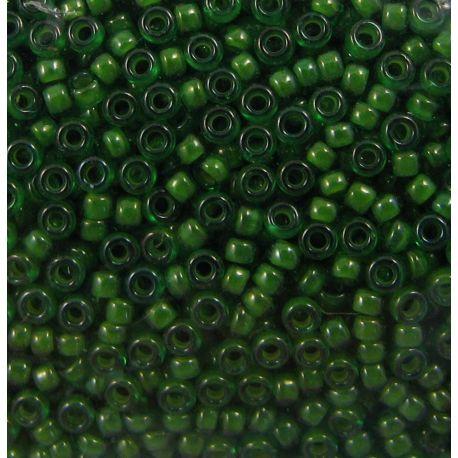 MIYUKI biseris (2240) ryškiai žalios spalvos 15/0 5 g