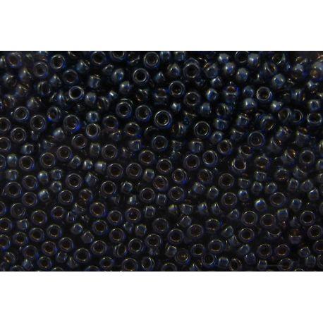 MIYUKI biseris (2244) tamsiai mėlynos spalvos 15/0 5 g