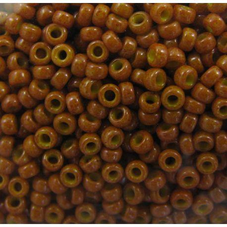 MIYUKI Seed Beads (1479) orange, 15/0 5 g