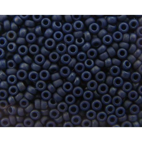 MIYUKI biseris (2075) mėlynos spalvos, 15/0 5 g