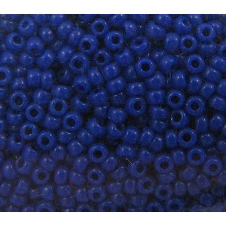 MIYUKI Seed Beads (414) dark blue, 15/0 5 g