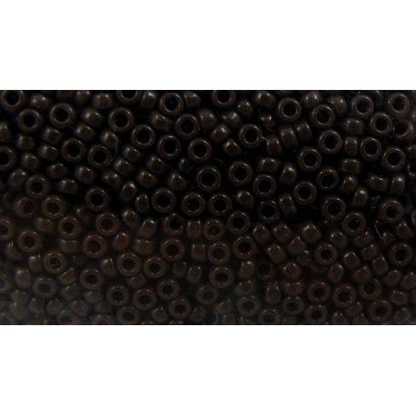 MIYUKI seemnehelmed (409) pruunid, 15/0 5 g