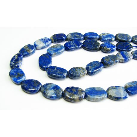 Natural Lapis Lazuli Stone Beads 8-9 mm