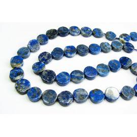 Natūralūs Lapis Lazuli akmeniniai karoliukai 5-6 mm
