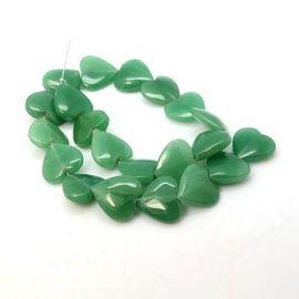Avantiurin beads 20 mm, 1 pcs.