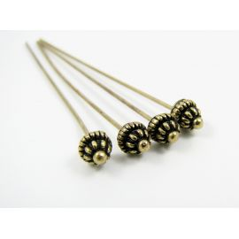 Decorative pin 58x0.8 mm, 5 pcs.