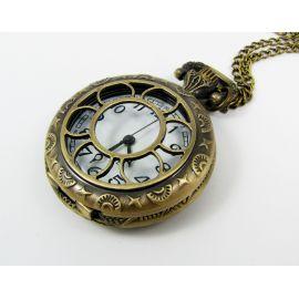 Карманные часы с элементом