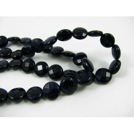 Cairo night beads 10 mm, 1 pcs.