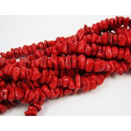 Sintetinio turkio skaldos gija 40 cm