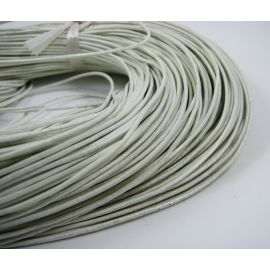 Шнур из натуральной кожи 1,00 мм 1 м