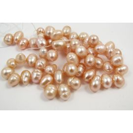 Saldūdens pērļu pavediens7-10 mm