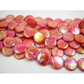 Pearl mass beads 20 mm, 1 pcs.