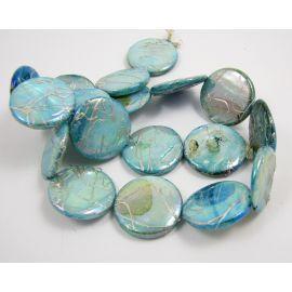 Shell bead thread 20 mm