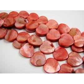 Pearl mass beads 15 mm, 1 pcs.