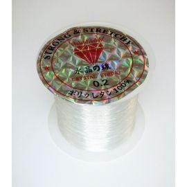 Helmepuhastus, läbipaistev 0,20 mm paks, 100 aastat