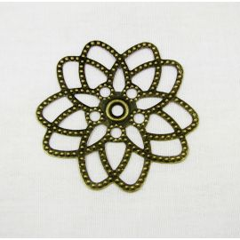 Openwork plate 60 mm, 10 pcs.