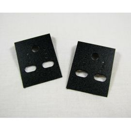 Card for earrings 40x30 mm, 10 pcs.