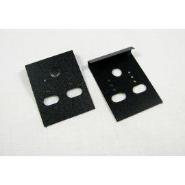 Card for earrings 40x30 mm, 50 pcs.