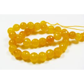 Jade beads strand 10 mm