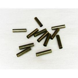 Spacer - caurule 2,5x10 mm, 100 gab.