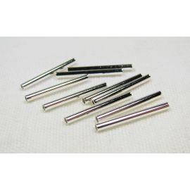 Intarpas - vamzdelis 1,5x15 mm, 100 vnt. (6,45 g.)