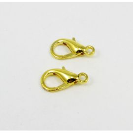 Clasp - carbine 16x8 mm, 1 pcs.