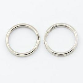 Raktų žiedas 30 mm, 10 vnt.