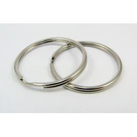 Raktų žiedas 35 mm, 15 vnt.