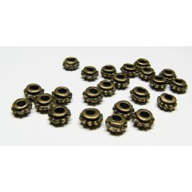 Spacer 6x4 mm, 10 pcs.