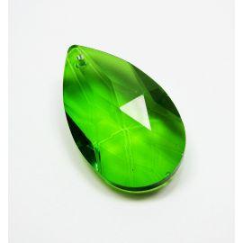 """SW kristalo pakabukas """"Lašas"""" 38x22 mm, 1 vnt."""