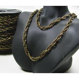 Chain 5x4 mm, 50 cm