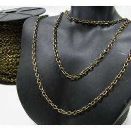 Chain 3.5x2.5 mm, 1 m