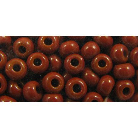 Preciosa Seed Beads (13600-11) brown, 50 g