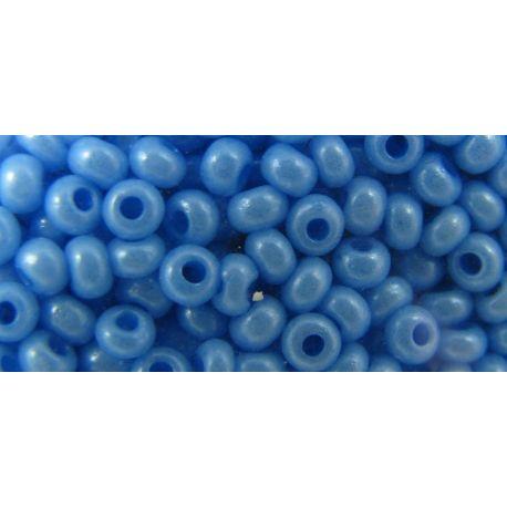 Preciosa Seed Beads (16936-11) blue, 50 g