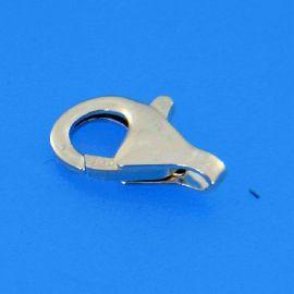 Necklace clasp 925, 16 mm, 1 pcs.