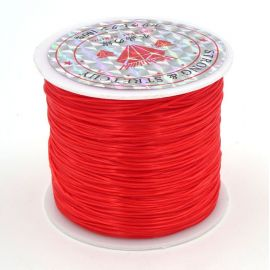 Elastic rubber 0.80 mm 10 m