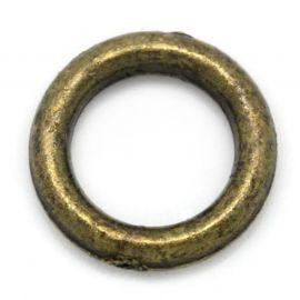 Slēgti lēciena gredzeni 6 mm 10 gab.
