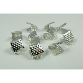Strip clamp 6x6 mm, 10 pcs.