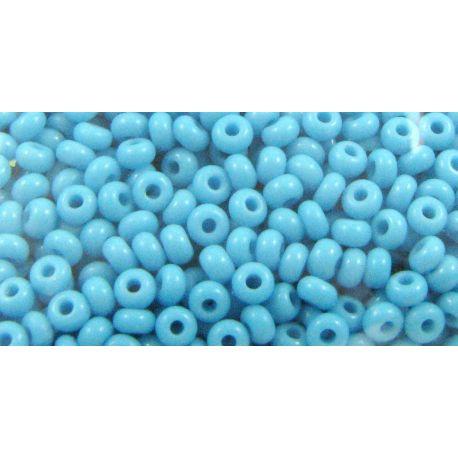 Preciosa Seed Beads (63020) 11/0 blue, 50 g